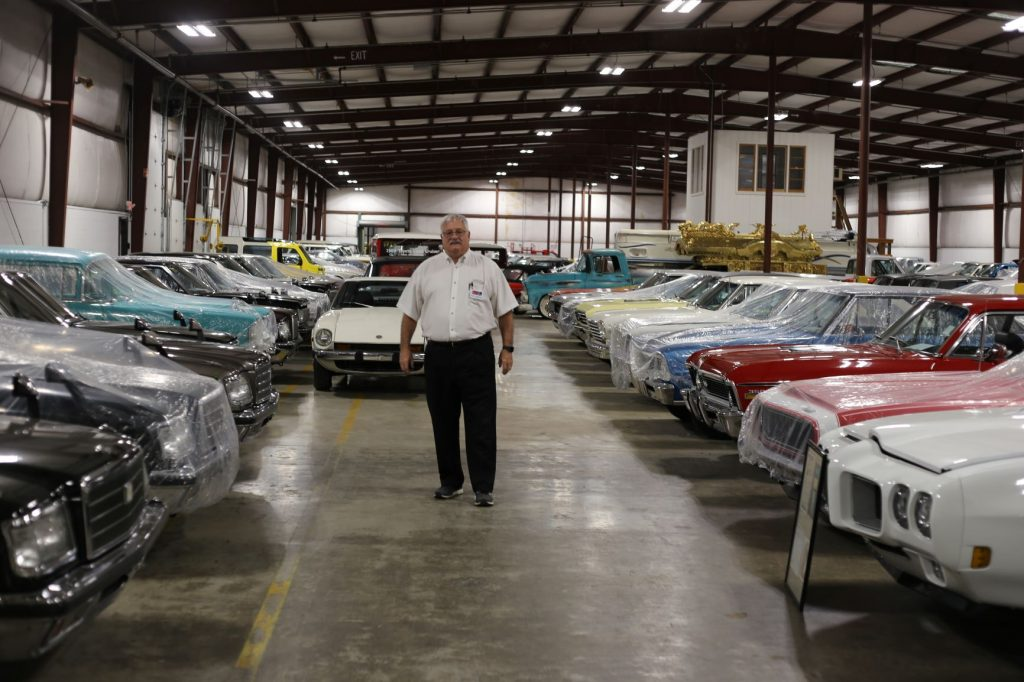 Meet Gary Duncan & His 1000+ Car Collection - Virginia