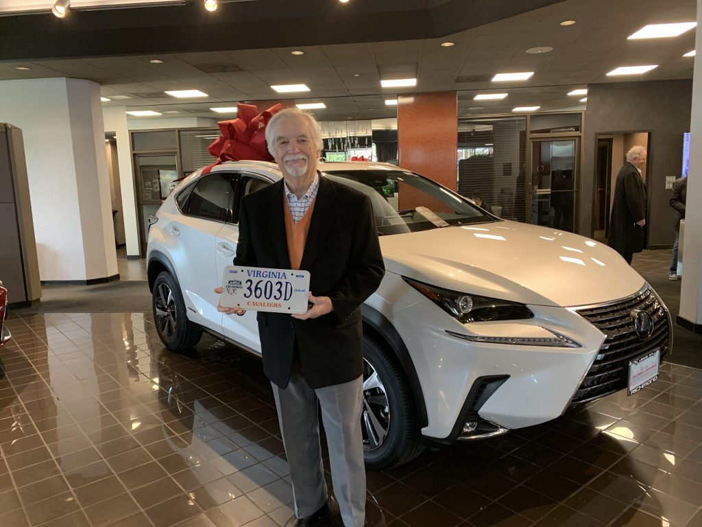 George Whitlow, Lexus of Richmond