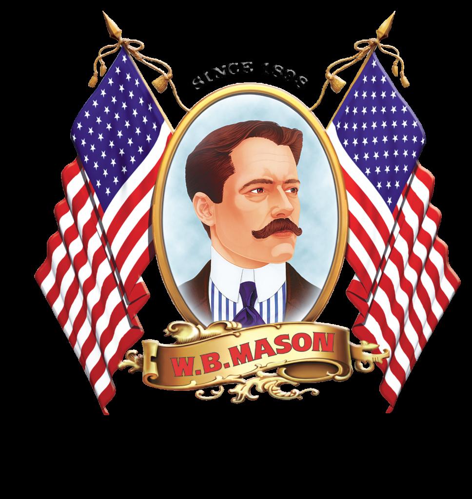 W.B. Mason Co. _ Flag Logo Stationery