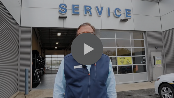 Bill Talley Ford's contactless service